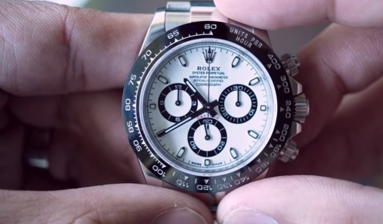 first rolex daytona vs current rolex daytona