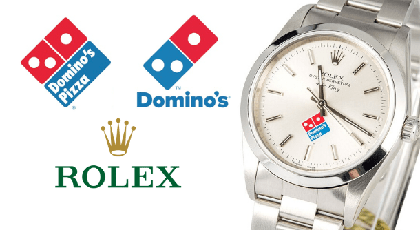 Domino's Rolex Watch